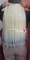 Cabelo tecidos para mega hair