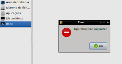 Instalando suporte GVFS no Gerenciador de Arquivos