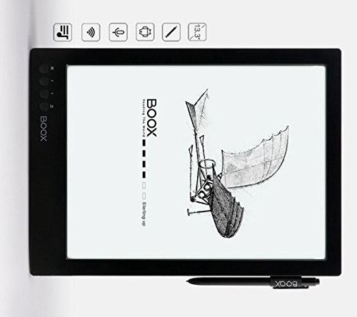 Czytnik e-booków Onyx Boox Max Carta z ekranem 13,3 cala i Androidem