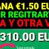 COMO GANAR 1.50 EUROS MEJOR PAGINA