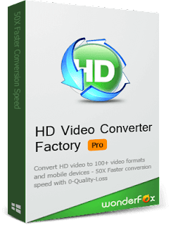 WonderFox HD Video Converter Factory Pro Discount Coupon Code