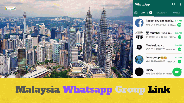 70+ Best Malaysia Whatsapp Group Link List Collection