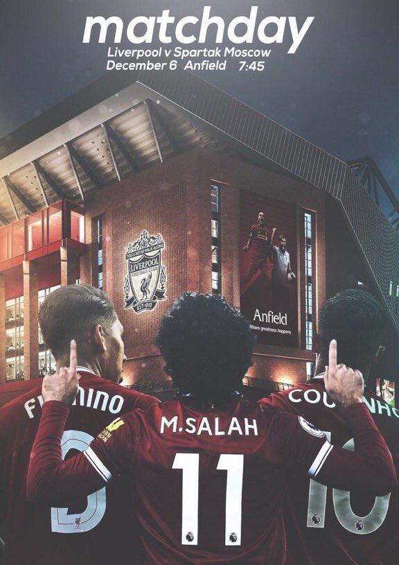ليفربول يضرب بقوة فى شهر نوفمبر , صلاح يحكم فى هذا الشهر The Red