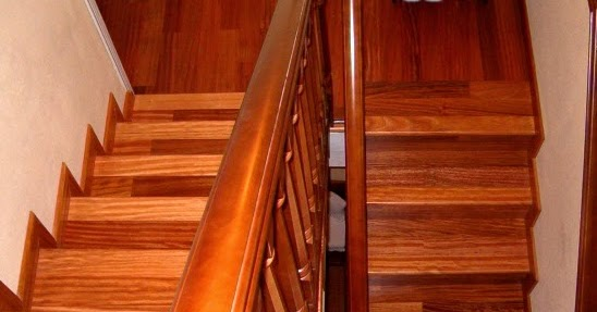 Forrar escaleras con parquet tarima o suelo laminado for Que es una escalera