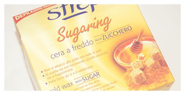 Strep Cera a freddo Kit Sugaring