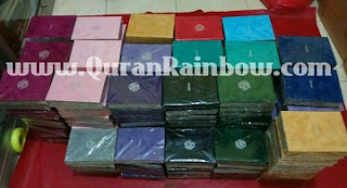 rainbow quran, rainbow quran for sale, rainbow quran worldwide