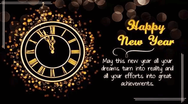 Happy New Year Eve 2019 Greetings Images And Quotes