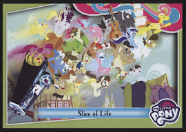 My Little Pony Slice of Life Series 4 Trading Card
