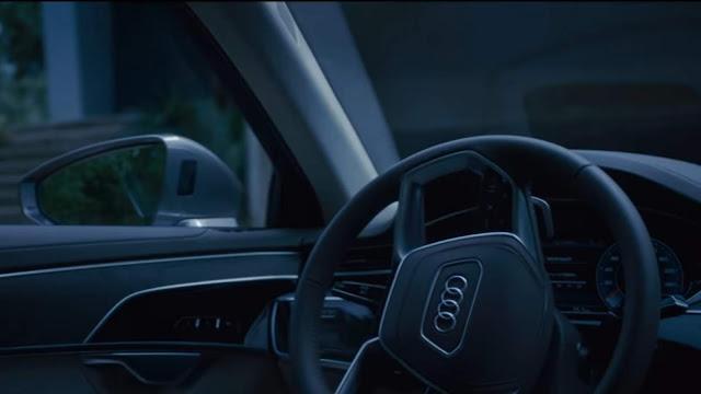 Novo Audi A8 2018 - interior