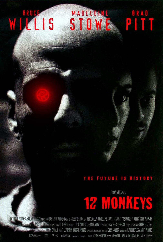 Twelve Monkeys 12 มังกี้ส์ 12 ลิงมฤตยูล้างโลก [HD][พากย์ไทย]