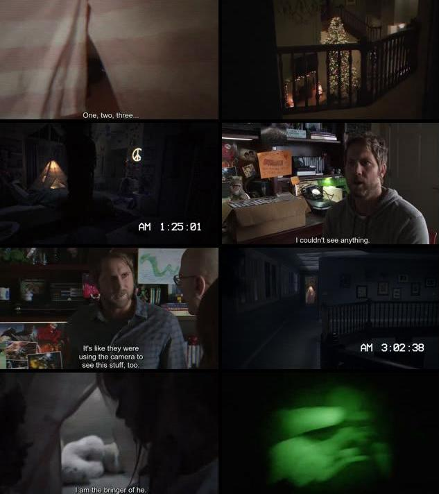 Paranormal Activity The Ghost Dimension 2015 English 720p BRRip 800mb ESubs