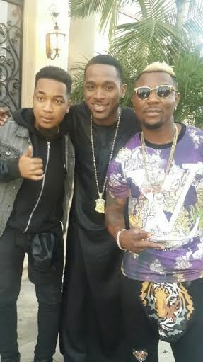 8 What? Oritsefemi shows off penis.