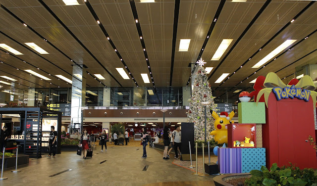 Changi Singapore Bandara Terbaik di Asia