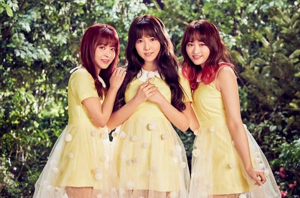 Wallpaper Girl Grup JAV Star (18+) Honey Popcorn Update March 2018 #1 1043 x 691 for Desktop