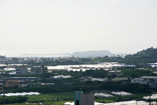クワギブク嶽(金満の杜) 展望台の景色の写真