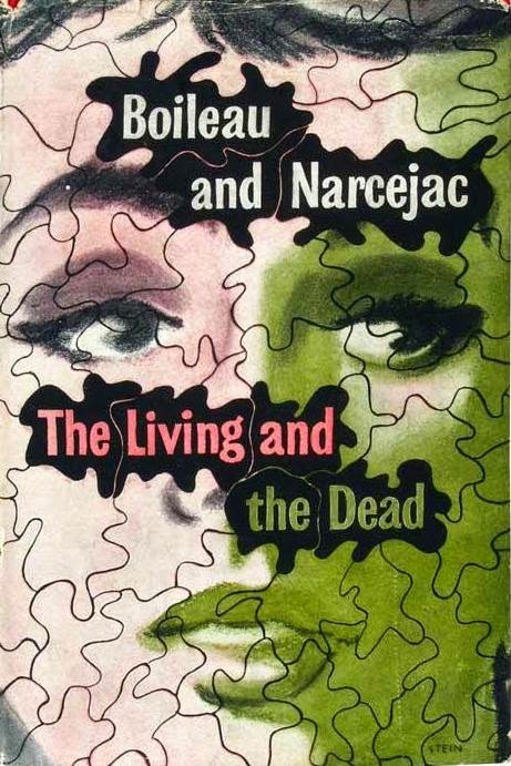 The Living and the Dead, the novel of which Hitchcocks VERTIGO was based