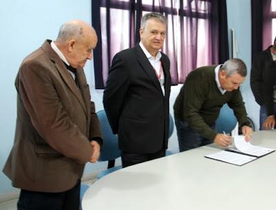 Ilha Comprida  assina convênio com CRECI-SP para avaliação de bens públicos