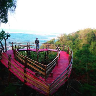Lokasi Gunung Pinang Serang Banten