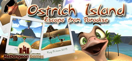 Game Ostrich Island Full Version