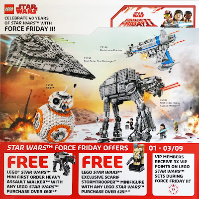 Force Friday II Offers