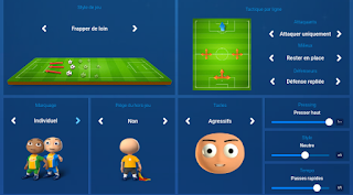 online soccer manager 451 tactic