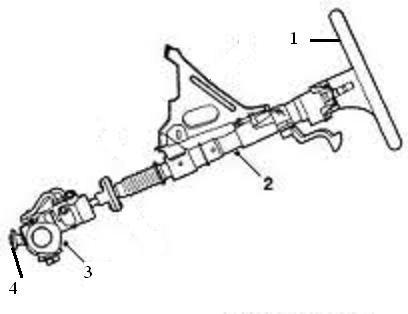 Recirculating Ball Steering Gear And Nut, Recirculating