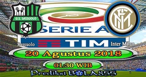 Prediksi Bola855 Sassuolo vs Inter Milan 20 Agustus 2018