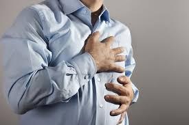 Heart attack silent attack