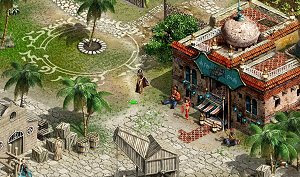 Nadirim free to play browser MMORPG
