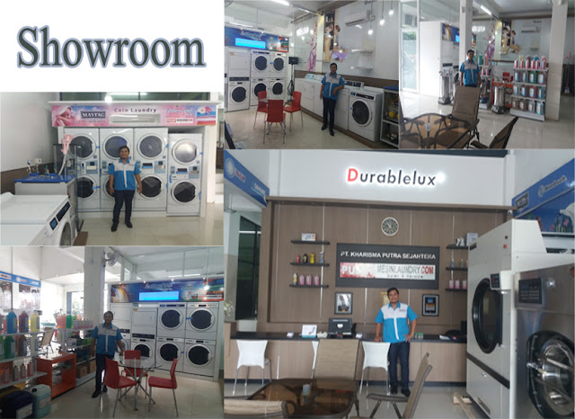 DISTRIBUTOR MESIN LAUNDRY HOTEL 1