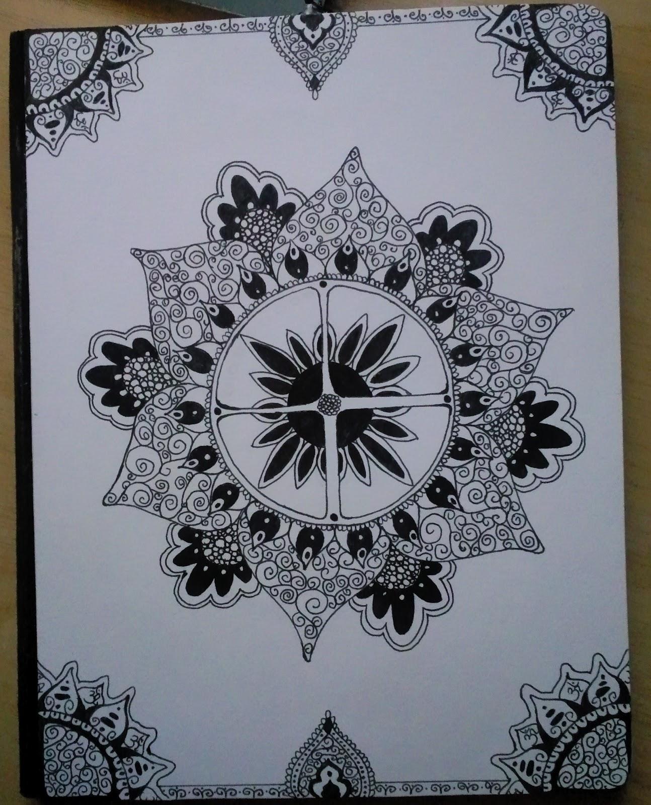 Memoria de tr nsito dibujos para decorar libretas for Imagenes de estanques decorados