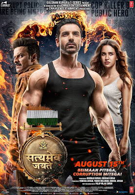 Satyameva Jayate 2018 720p WEB-DL 650Mb HEVC Movie Download