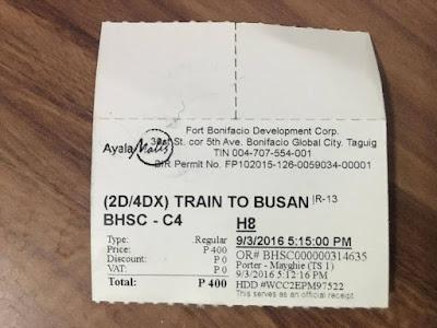 4DX Cinema Experience at Bonifacio High Street Cinema