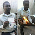 """Shithole Countries""; Professor Sets His American Visa Ablaze In Protest To Trump's Remarks (Photos)"