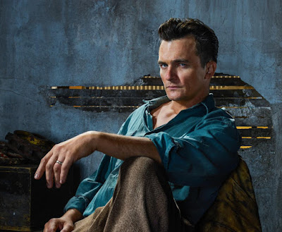 Strange Angel Series Rupert Friend Image 1