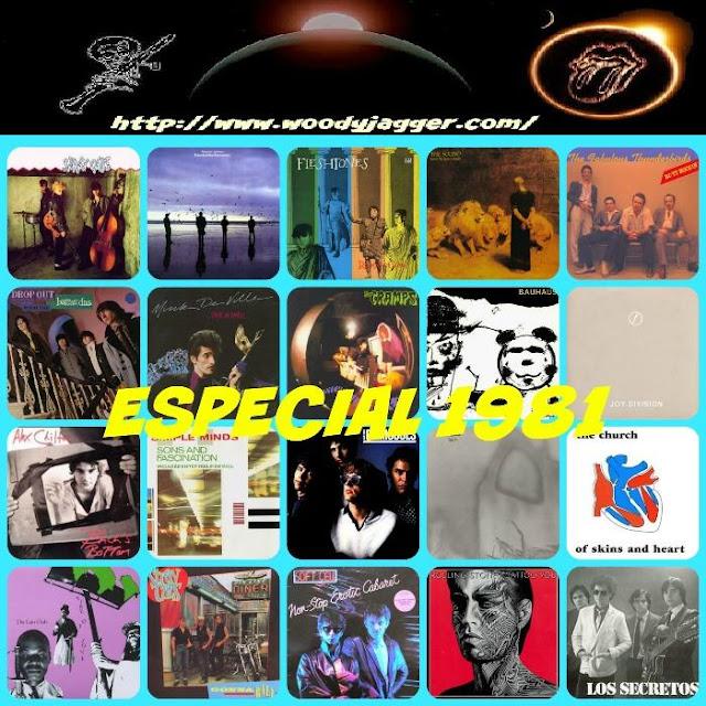 Mejores discos de 1981