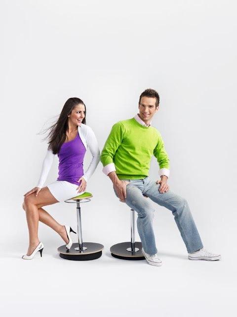 Scaun ergonomic bar Belise