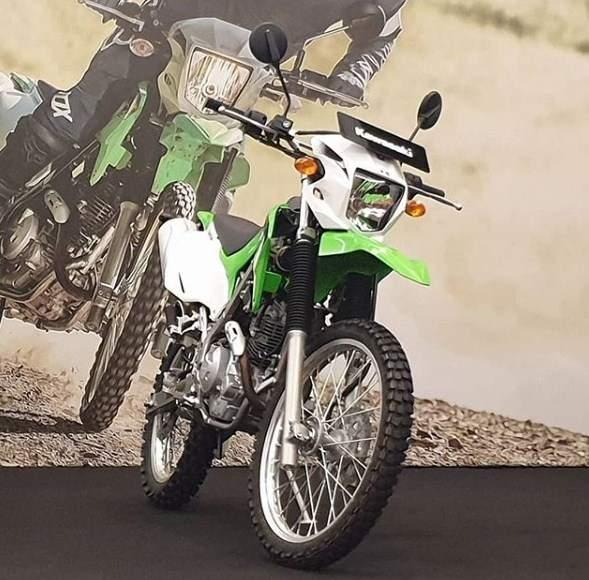 Kawasaki KLX230 Indonesia