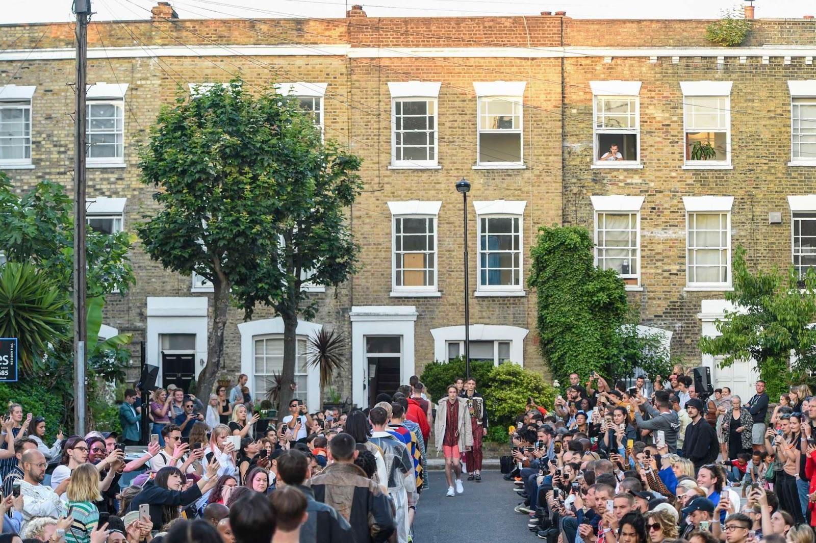 London Fashion Week - Home 36