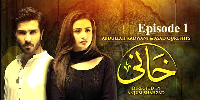 Khaani Episode 1 Review - Pakistani Drama's