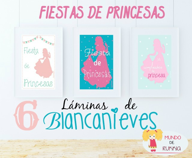 fiesta.princesas.decoracion
