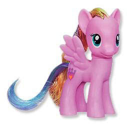 My Little Pony Promo Pack Ploomette Brushable Pony