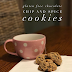 Gluten Free Chocolate Chip and Spice Cookies #FoodnFlix