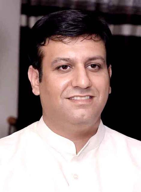 Rajan Muthreja, bjp Leader Badkhal constituency faridabad