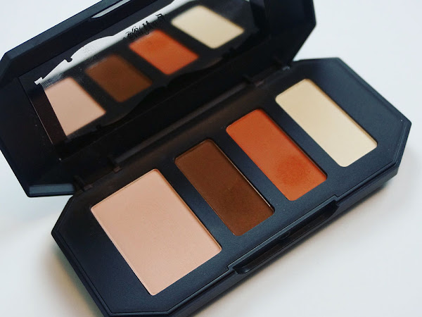Review: Kat Von D Shade + Light Eye Shadow Quad in Rust