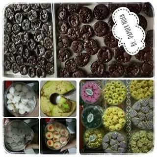 resep dan cara membuat brownies kering