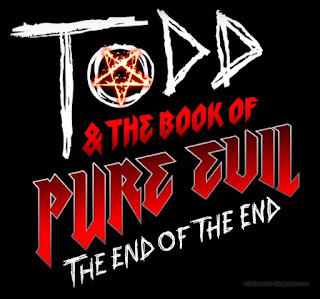 Todd and the Book of Pure Evil The End of the End Animated Movie