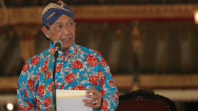 Sri Sultan HB X, Gubernur dan Raja Terkaya di Indonesia www.guntara.com
