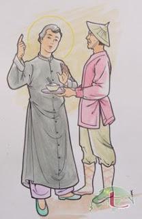 VHTK Thánh Philipphê Phan Văn Minh, Lm, ngày 03.07