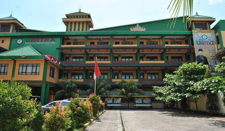 PENERIMAAN MAHASISWA BARU (UMITRA) Universitas Mitra Lampung)